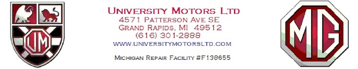University Motors Ltd