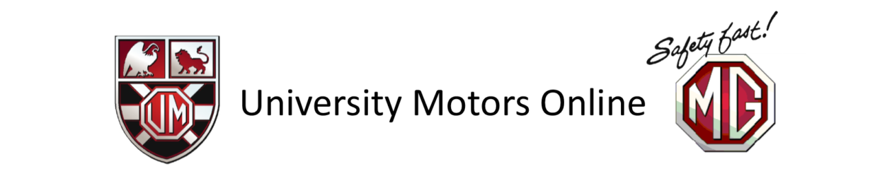Technical Help | University Motors Online